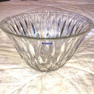 """Waterford marquis rainfall 10"""" crystal bowl NEW with tag"""